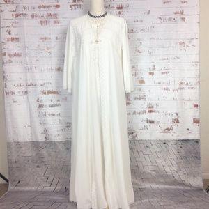 Vintage Italian Nailon Rhodiatoce' Cover Up & Gown